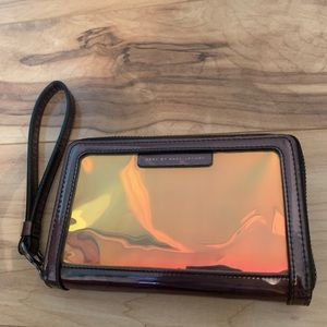 Marc Jacobs Reflective Wallet
